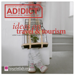 Ad!dict Magazine 31 : Ideas on Travel & Tourism (2012)