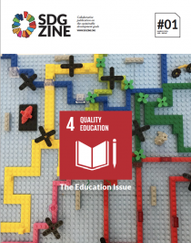 SDGzine  #01 The Education Issue (downloadable pdf)