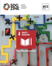SDGzine  #01 The Education Issue (hard copy)