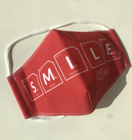 SMILE mouth masks