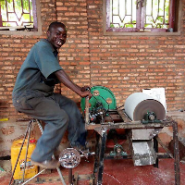 Machines de transformation & valorisation du manioc