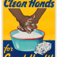 Red Cross Museum project : vintage posters to download, colour & upload