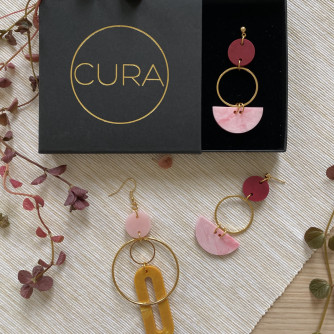 CURA earrings