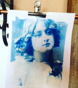 Workshop : Cyanotype