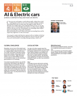 AI and Electric cars