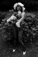 Une femme est une fleur