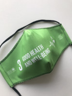 Mouth Mask SDG3 Good Health